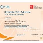 ECDL AM4 di Alessandro De Chirico