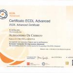 ECDL AM6 di Alessandro De Chirico