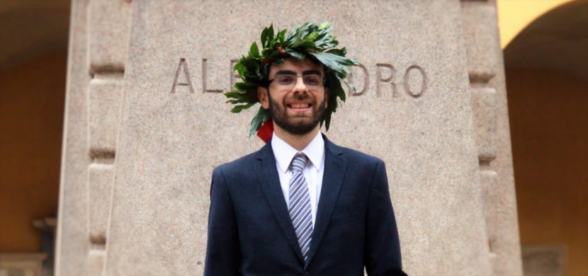 Laurea Magistrale Alessandro De Chirico