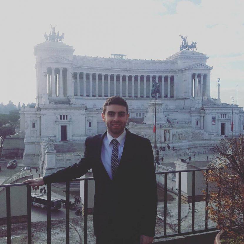 Alessandro De Chirico Premio di Laurea Socialis Roma 2 Dicembre 2016