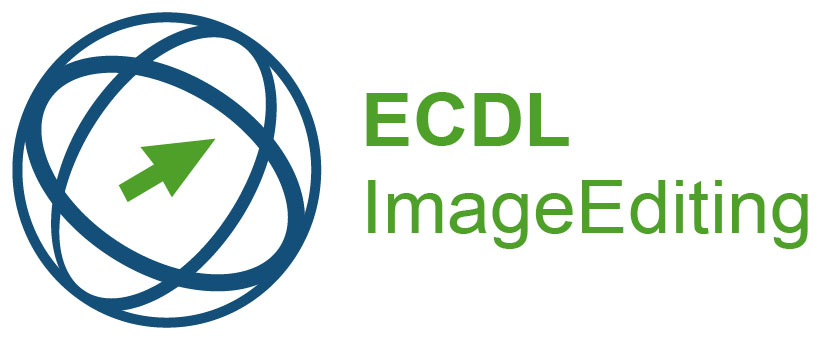 Logo ECDL ImageEditing